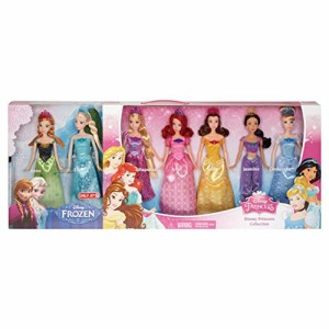 ディズニープリンセスDisney Princess Ultimate Collection 7-Pack 2015