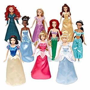 ディズニープリンセスDisney Collection 9-pk. Princess Doll Set