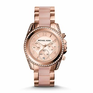 【当店1年保証】マイケルコースMichael Kors Women's Blair Two-Tone Watch MK5943