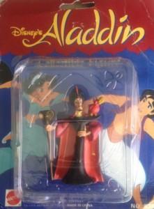 アラジンDisney 1993 Aladdin Jafar Pvc Figure