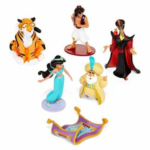 アラジンDisney Collection Aladdin Figurine Play Set by Disney