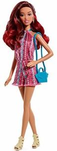 バービーBarbie Fashionistas Doll - Tribal Print Romper