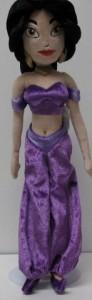 """アラジンDisney Aladdin Character Plush - 16"""" Jasmine Rag Doll"""