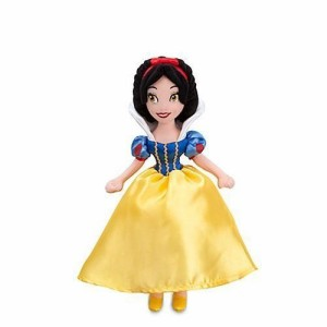 "白雪姫Disney Snow White Mini Plush Doll - 12"" H"