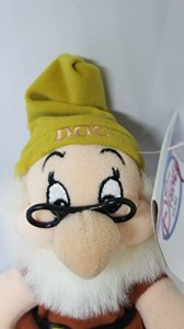 白雪姫Doc - Snow White Dwarf - Disney Mini Bean Bag Plush