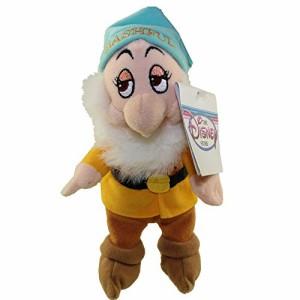 白雪姫Bashful - Snow White Dwarf - Disney Mini Bean Bag Plush