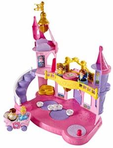 ディズニープリンセスfisher price little people disney princess