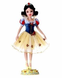 白雪姫Brass Key Disney Snow White Porcelain Ballerina Doll - 17 by Brass Key