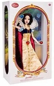 白雪姫Disney Limited Edition Deluxe Snow White Doll - 17''