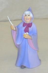シンデレラDisney Exclusive Pvc Figure : Cinderella Fairy Godmother