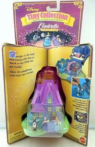シンデレラDisney Tiny Collection Cinderella Stepmother's House Playset