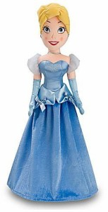 シンデレラDisney Cinderella Plush Doll -- 20''