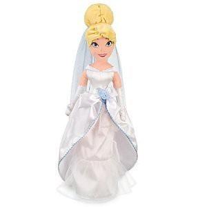 シンデレラDisney Cinderella Wedding Day Plush - 22in Tall - Cinderella Plush