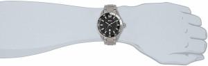【当店1年保証】ヒューゴボスHugo Boss Black Dial Stainless Steel Mens Watch 1512889