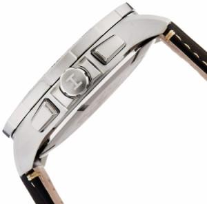 【当店1年保証】ハミルトンHamilton Worldtimer Chronograph Black Dial Mens Watch H76714735