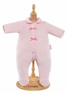 """コロールCorolle Mon Classique Pink Pajamas for 14"""" Doll Fashions"""