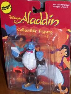 アラジンDISNEY ALADDIN GENIE COLLECTIBLE FIGURE