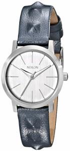 【当店1年保証】ニクソンNixon Women's A3981619 Kenzi Leather Watch