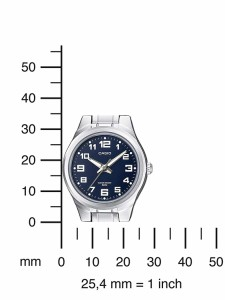 【当店1年保証】カシオCasio Casio Collection LTP-1310D-2BVEF Ladies Watch