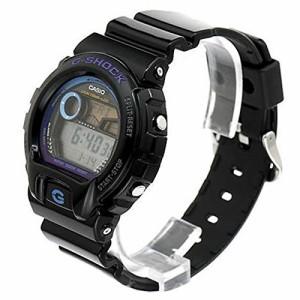 【当店1年保証】カシオCasio Men's GLX-6900-1DR G-Shock Black Resin Digital Dial Watch