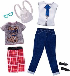 バービーBarbie Fashions Geek Chic, 2 Pack - Curvy