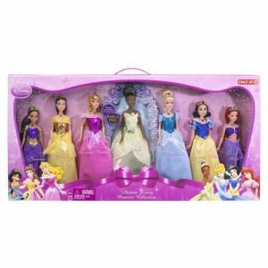 ディズニープリンセスDisney Princess Shimmer Doll Collection - NEW FOR 2009 INCLUDES NEWEST PRINCESS!