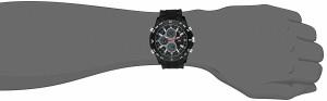 【当店1年保証】ユーエスポロアッスンU.S. Polo Assn. Sport Men's US9140 Sport Watch with Blac