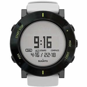 【当店1年保証】スントSuunto Core Wrist-Top Computer Watch with Altimeter, Barometer, Compass, and