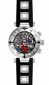【当店1年保証】インヴィクタInvicta Men's 'Disney Limited Edition' Quartz Stainless Steel and Si