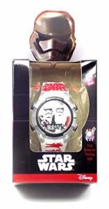 【当店1年保証】ディズニーStar Wars Flashing LCD Watch