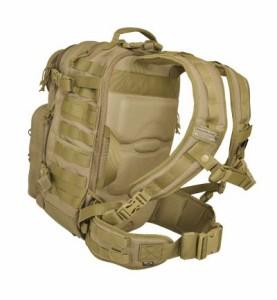 ミリタリーバックパックHAZARD 4 Patrol Pack Thermo-Cap Daypack, Coyote