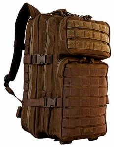 ミリタリーバックパックRed Rock Outdoor Gear Assault Backpack, Dark Earth