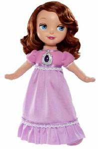 ちいさなプリンセス ソフィアDisney Sofia the First Bedtime Doll
