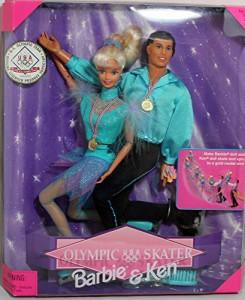 バービーBarbie & Ken Olympic Skater (1997)