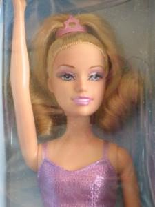 バービーBarbie Beautiful Ballerina Doll (2006)