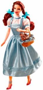 バービーBarbie Collector 2006 Doll 50th anniversary Special Edition Wizard of Oz Dorothy, Original Soundtr