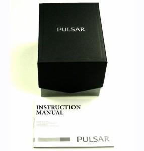 【当店1年保証】パルサーPulsar Women's PJ5107 Dress Sport Mother of Pearl Two-Tone Stainless Steel