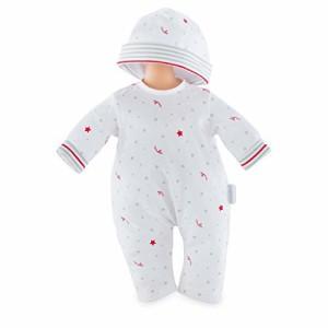 """コロールCorolle 12"""" Little Stars Pajamas Fashion Set Baby Doll"""