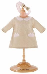 """コロールCorolle 14"""" Dress Sparkling Clouds Fashion Set Baby Doll"""