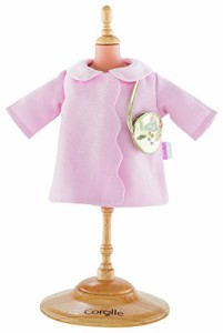 """コロールCorolle 12"""" Coat Sparkling Clouds Fashion Set Baby Doll"""