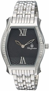 【当店1年保証】ブルゲルマイスターBurgmeister Women's BM806-121 Analog Display Quartz Silver
