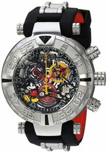 【即納・送料無料】インビクタ メンズ腕時計 22733 ディズニーリミテッドエディション 専用ケース付き 47mm ミッキー インヴィクタ