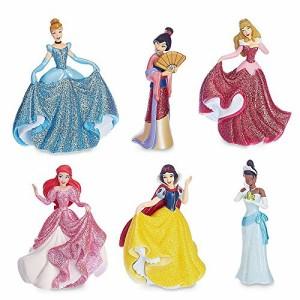 ディズニープリンセスDisney Princess Figure Play Set