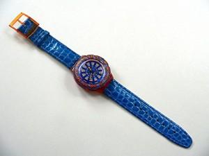 【当店1年保証】スウォッチ1994 Scuba 200 Swatch Watch Sea Clip SDO100