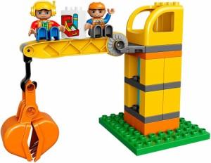 レゴLEGO DUPLO Town Big Construction Site 10813 Best Toy for Toddlers, Large Building Block