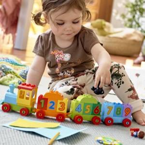 レゴLEGO DUPLO My First Number Train 10847 Preschool Toy