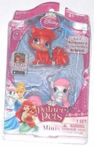 ディズニープリンセスDisney Princess, Palace Pets, Mini Pets, Ariels Treasure and Cinderellas Bibbidi