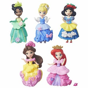 ディズニープリンセスDisney Princess Little Kingdom Royal Sparkle Collection