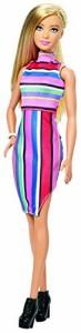 バービーBarbie Fashionistas #68 Candy Stripes Doll, Original