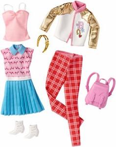 バービーBarbie Fashions School Pack